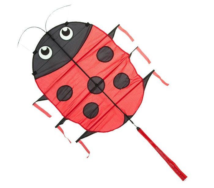 cerf volant coccinelle hq lillie ladybug cerf volant. Black Bedroom Furniture Sets. Home Design Ideas