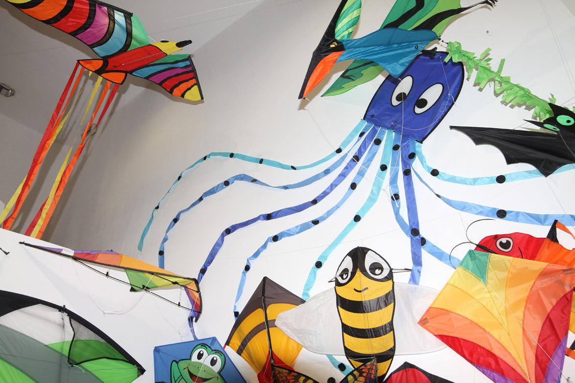 Cerfs-volants Monofils Enfants