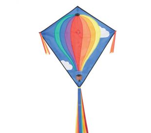 Single line kite HQ EDDY Hot Air Ballon