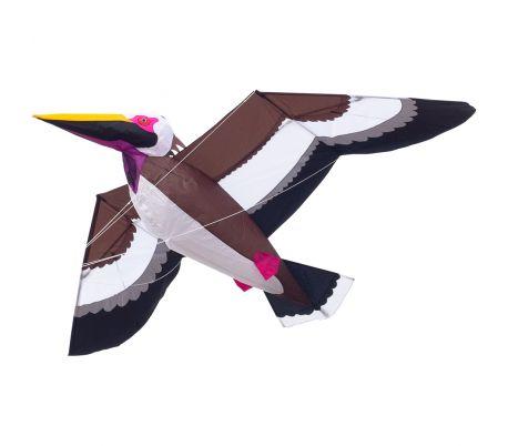 Single line kite HQ Flamingo 3D