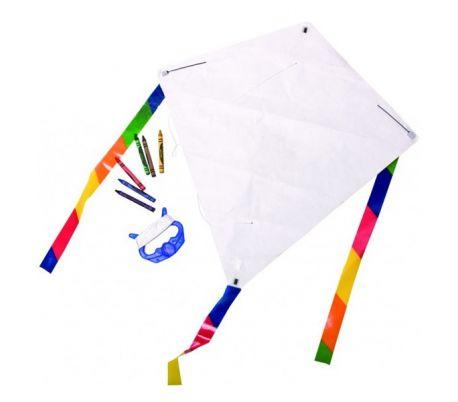 Cerf-volant HQ Eddy à colorier