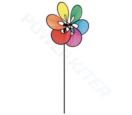 Moulin à vent HQ Paradise Flower Rainbow