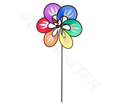 Moulin à vent HQ Paradise Flower Multicolor