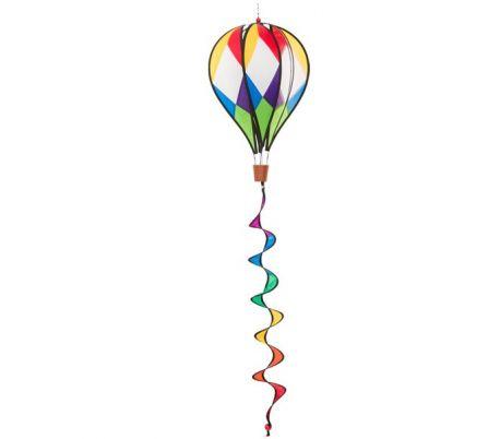 Ballon à suspendre HQ Hot Air Twist Harlequin