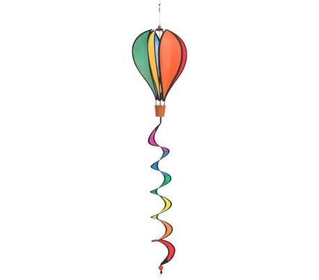 Ballon à suspendre HQ Hot Air Mini Twist Rainbow