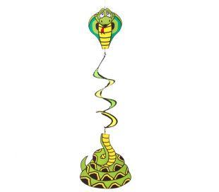 Twister à suspendre HQ Serpent