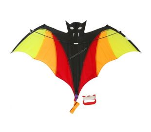 Single line kite Wolkensturmer Bat