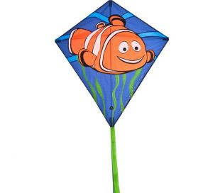 Cerf-volant HQ Poisson Clown