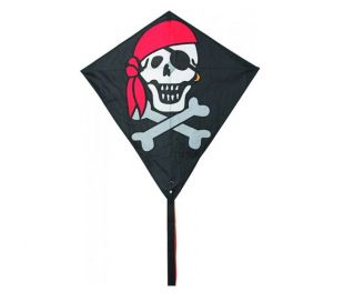 Cerf-volant HQ EDDY JOLLY ROGER Tête de pirate