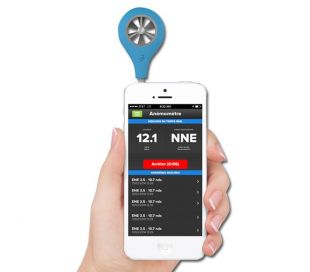 WeatherFlow wind meter