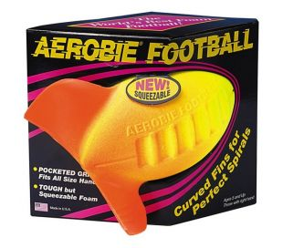 Balle Aerobie FOOTBALL