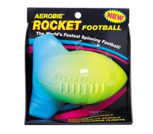 Balle Aerobie ROCKET FOOTBALL