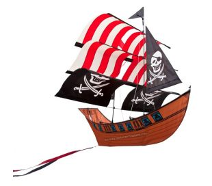 Single line kite HQ BLACKBEARD'S SHIP