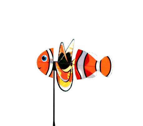 Girouette Poisson Clown