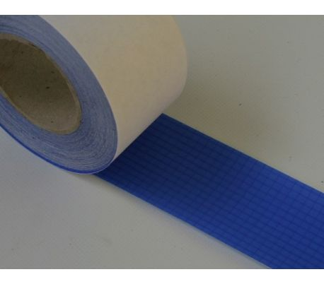 Ripstop repair tape blue 50mm