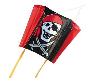 Single line kite HQ EDDY JOLLY ROGER