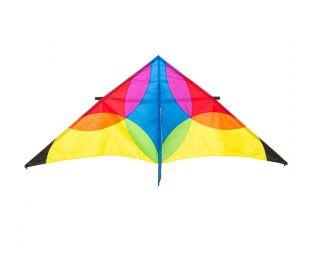 Cerf-volant HQ DELTA SPORT 2M Rainbow