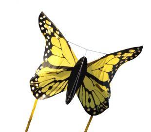Cerf-volant Wolkensturmer Papillon Jaune