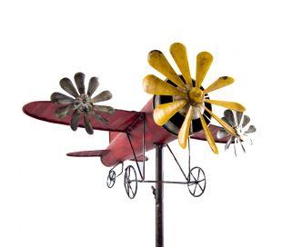 WIND SPINNER AERO PLANE