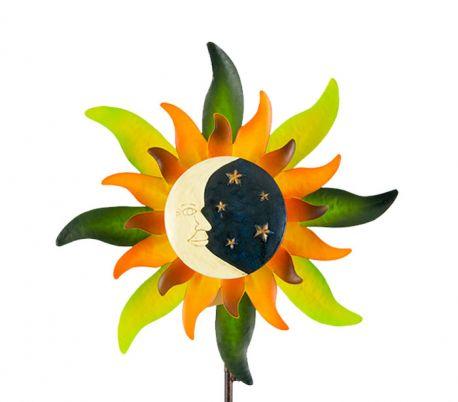 WIND SPINNER Sunface AUTUMN