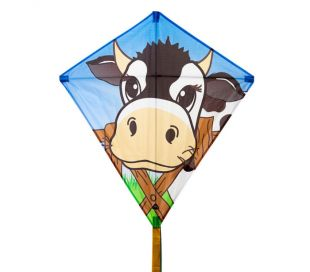Single line kite HQ EDDY Cow