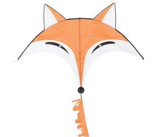 Single line kite HQ Fox Kite